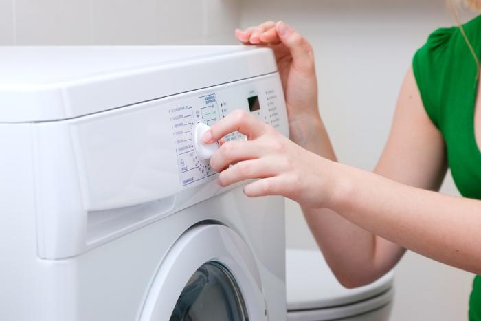 Как стирать одежду изо льна
